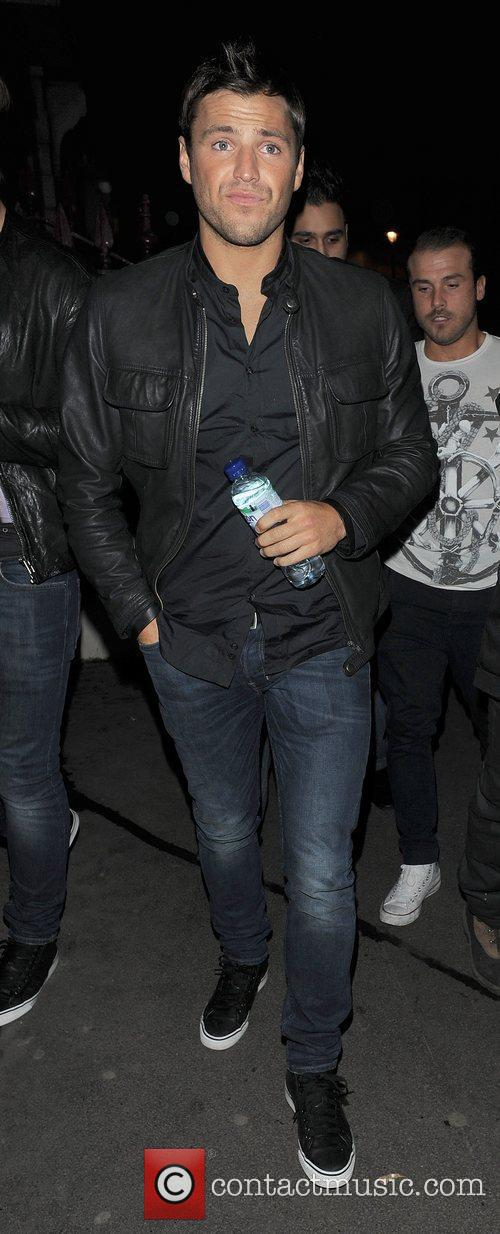 Mark Wright and Aura Nightclub 8