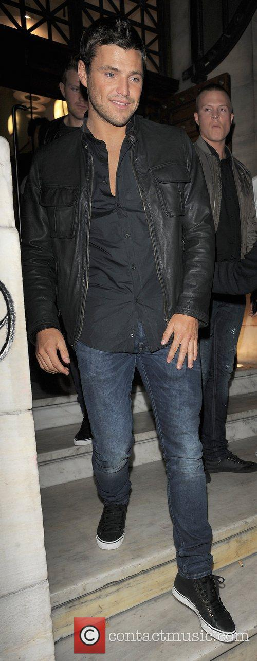 Mark Wright and Aura Nightclub 11
