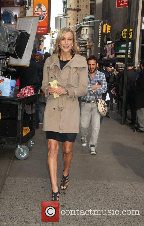 Lara Spencer and Abc Studios 2