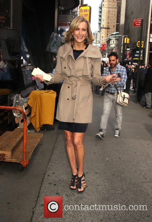 Lara Spencer and Abc Studios 4
