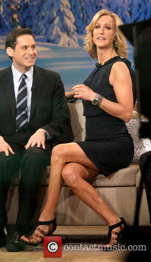 Lara Spencer and Abc Studios 7