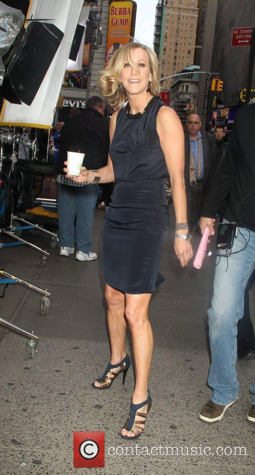 Lara Spencer and Good Morning America 1