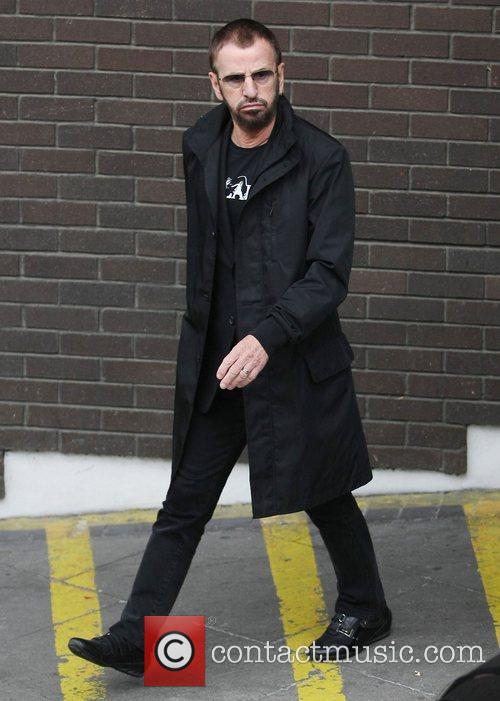 Ringo Starr and Itv Studios 4