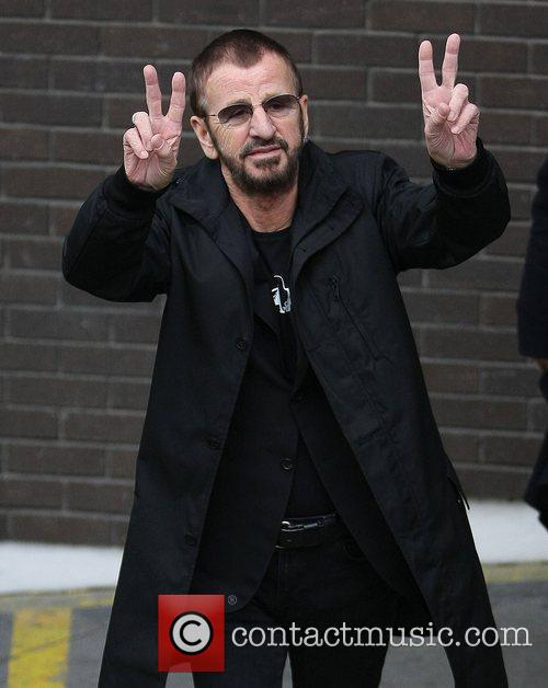Ringo Starr and Itv Studios 1