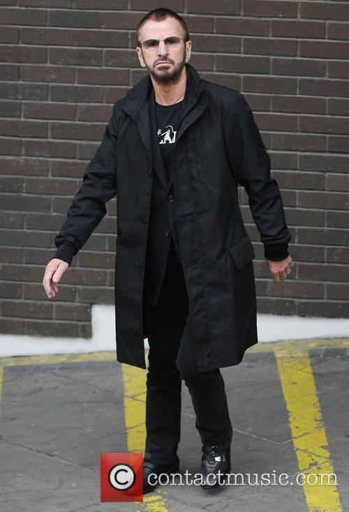 Ringo Starr and Itv Studios 6