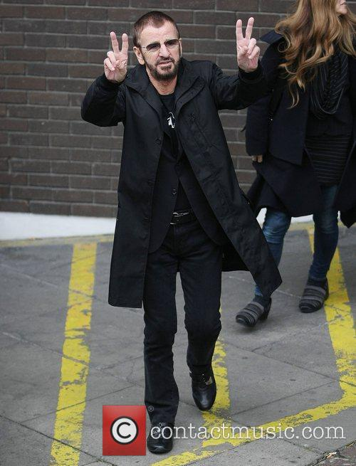Ringo Starr and Itv Studios 3