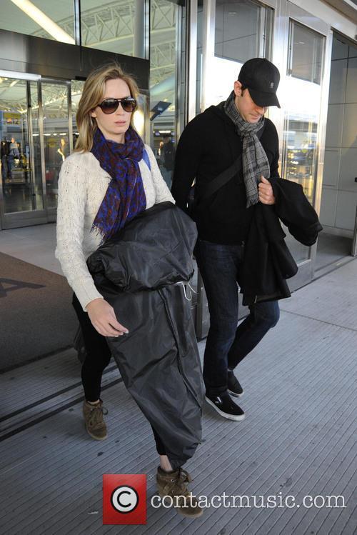 Emily Blunt and John Krasinski 6