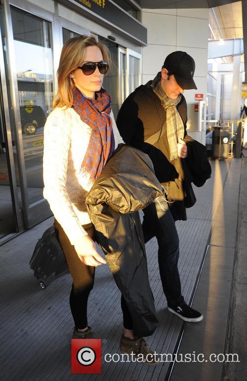 Emily Blunt and John Krasinski 2