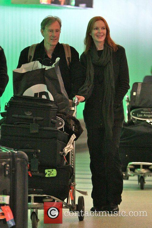 Marcia Cross and Tom Mahoney 2