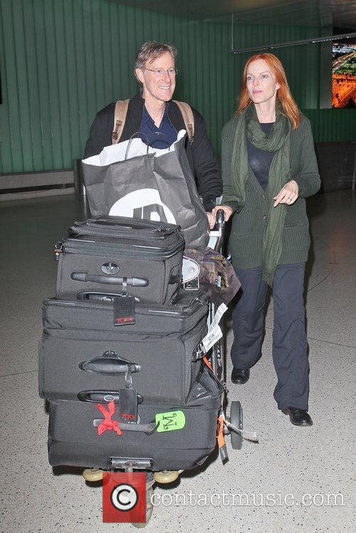 Marcia Cross and Tom Mahoney 5