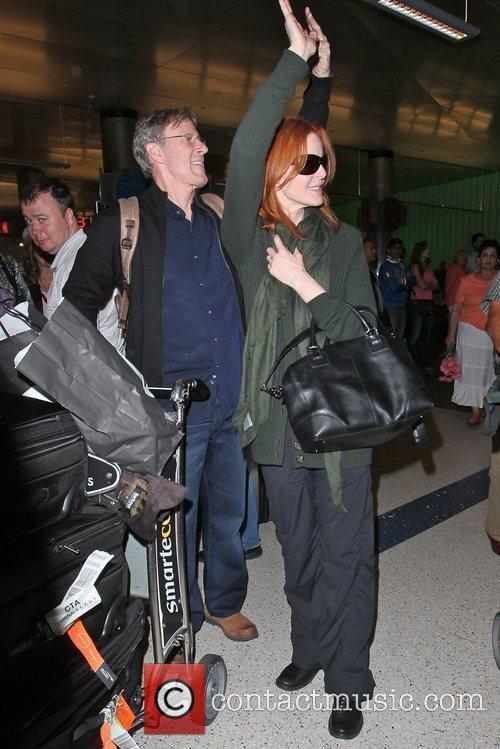Marcia Cross and Tom Mahoney 9