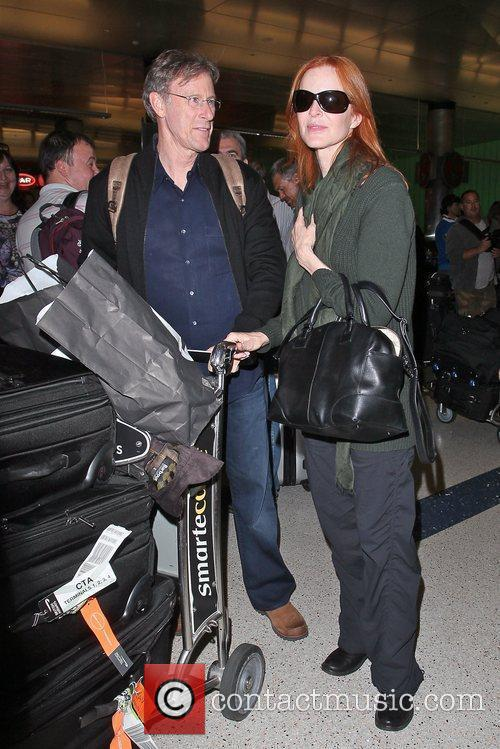 Marcia Cross and Tom Mahoney 10