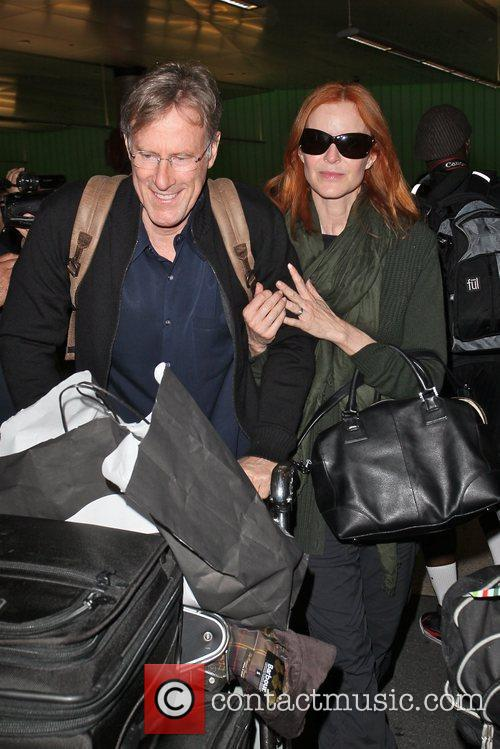 marcia cross and husband tom mahoney celebrities 5848416
