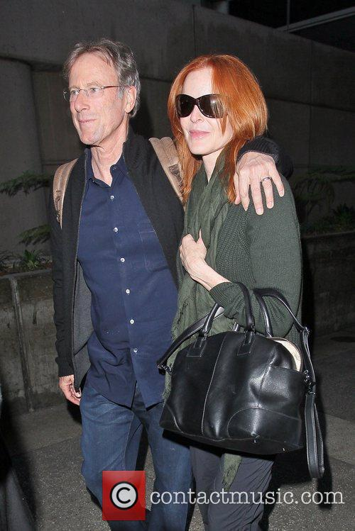 marcia cross and husband tom mahoney celebrities 5848419