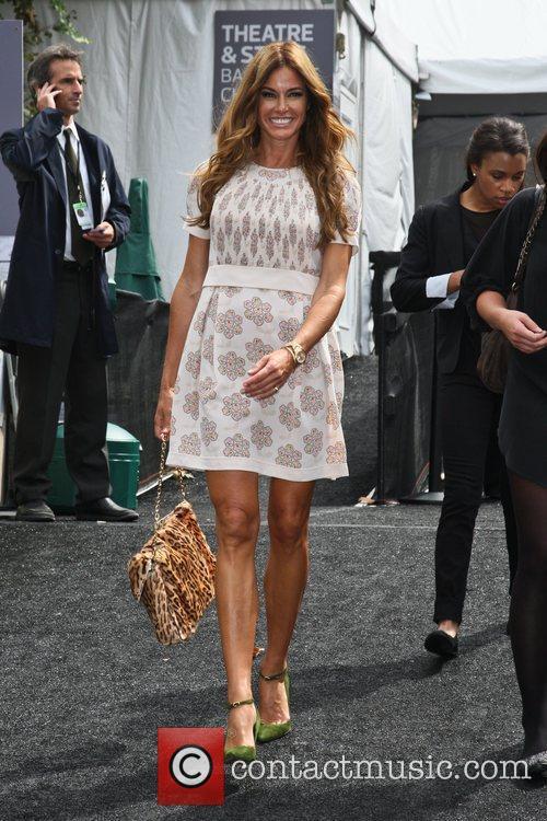 Kelly Bensimon Mercedes-Benz New York Fashion Week Spring/Summer...