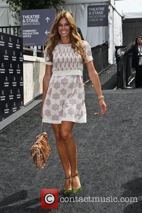 Kelly Bensimon and New York Fashion Week 7