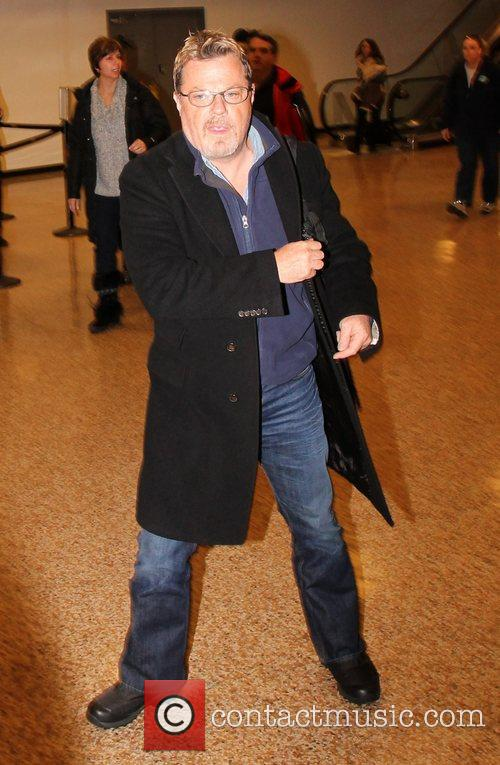 Eddie Izzard Celebrities arrive at Salt Lake City...