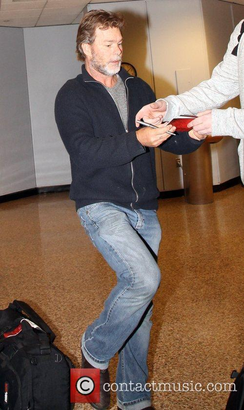 Kieran Darcy-Smith Celebrities arrive at Salt Lake City...