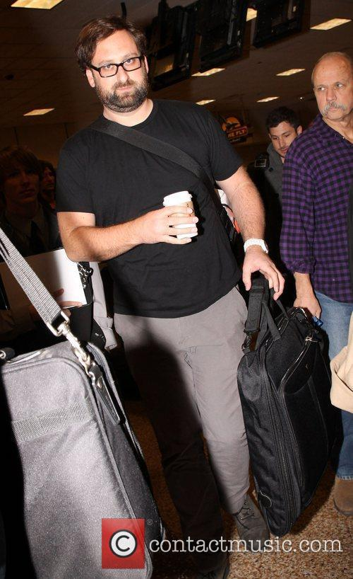 Eric Wareheim Celebrities arrive at Salt Lake City...