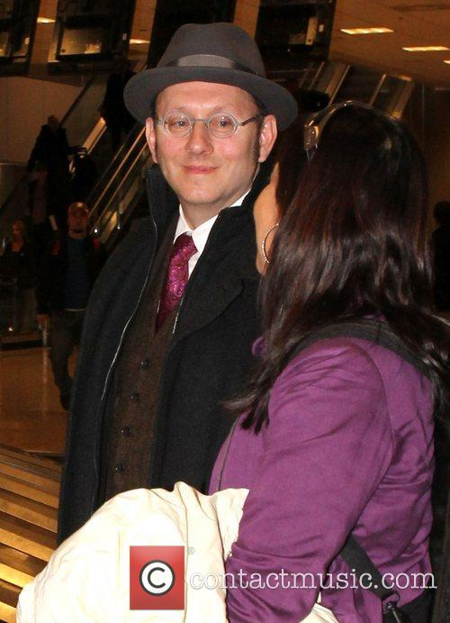 Michael Emerson Celebrities arrive at Salt Lake City...