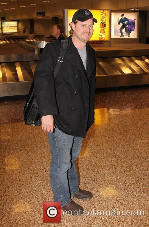 Tim Heidecker Celebrities arrive at Salt Lake City...