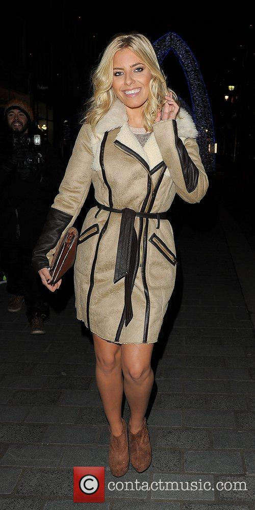 Mollie King, The Saturdays and Supertrash 4