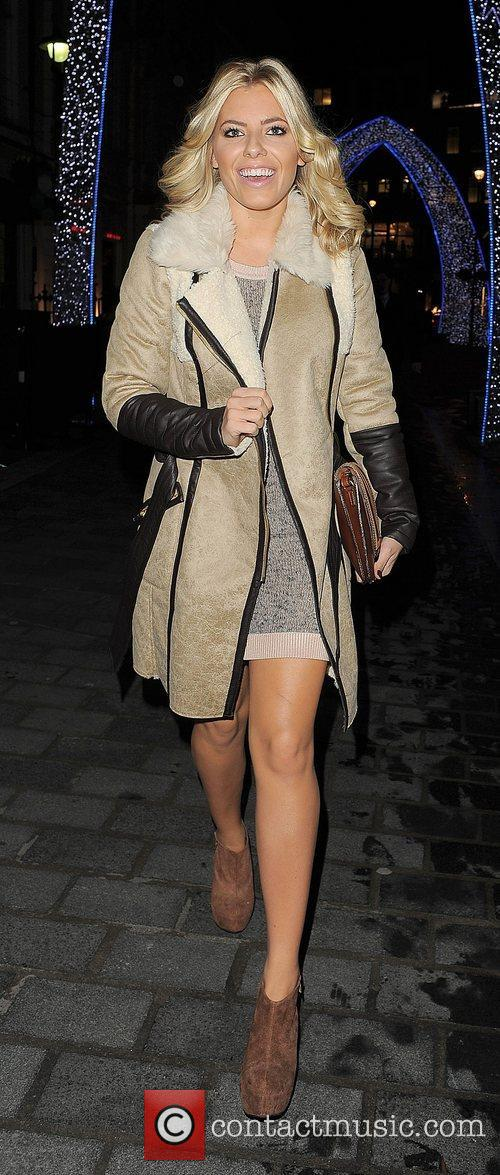 Mollie King, The Saturdays and Supertrash 6