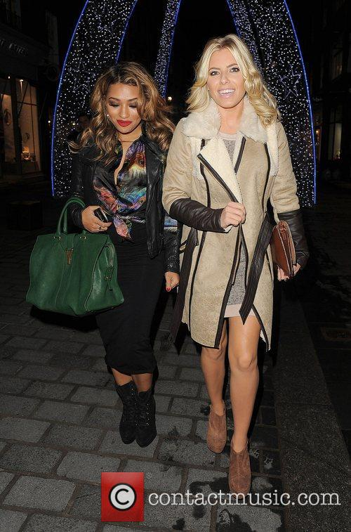 Vanessa White, Mollie King, The Saturdays and Supertrash 5