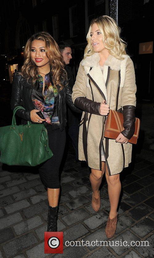 vanessa white and mollie king from girl 4183440