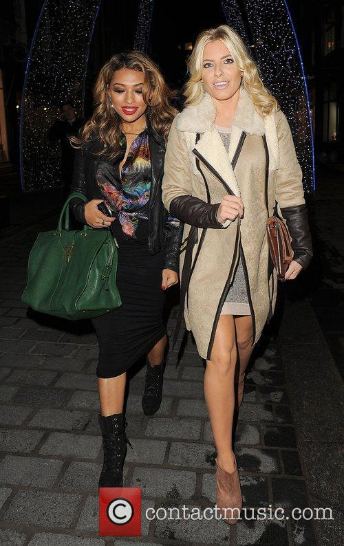 Vanessa White, Mollie King, The Saturdays and Supertrash 9