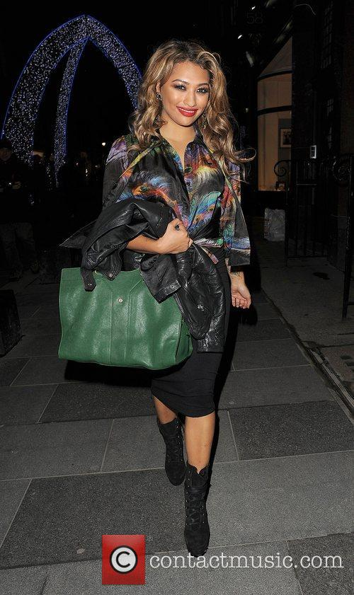 Vanessa White, The Saturdays and Supertrash 10