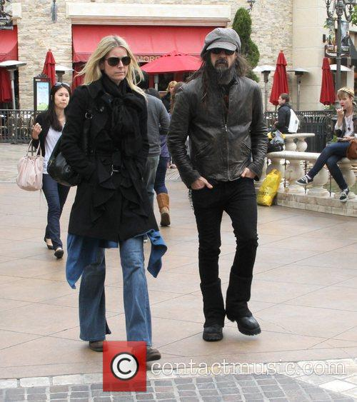 rob zombie celebrities at the grove los 3783179