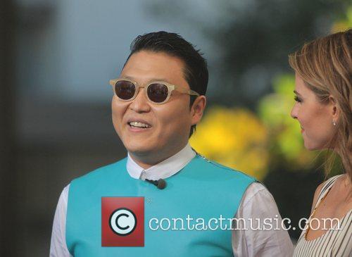 Psy and Park Jae-sang 9