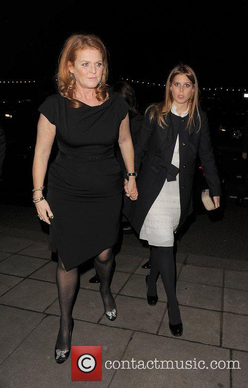 Sarah Ferguson and Princess Beatrice. Valentino: Master of...