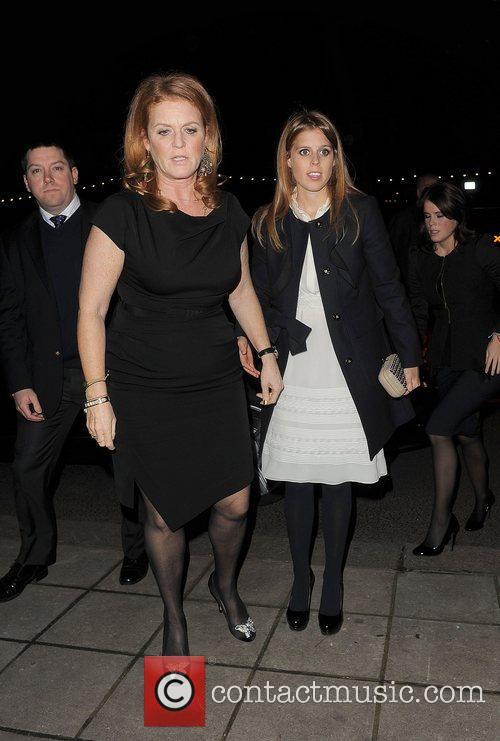 Sarah Ferguson and Princess Beatrice 11