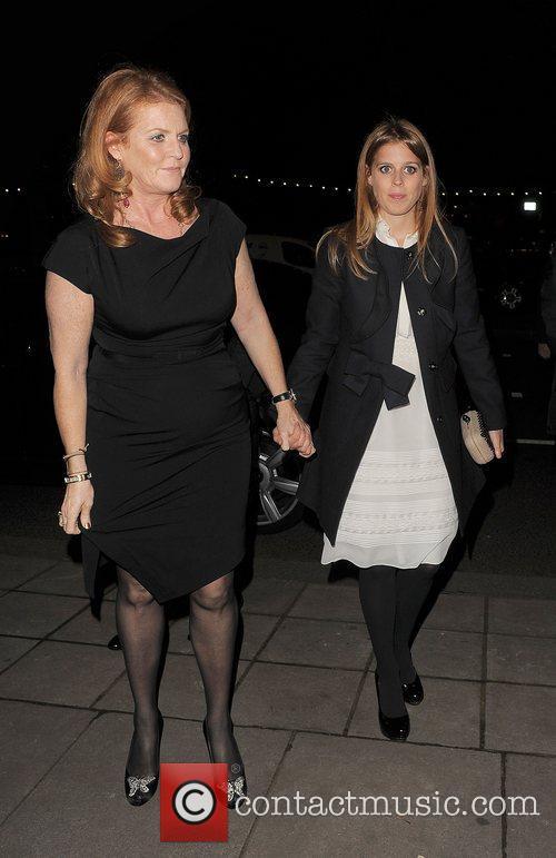 Sarah Ferguson and Princess Beatrice 10