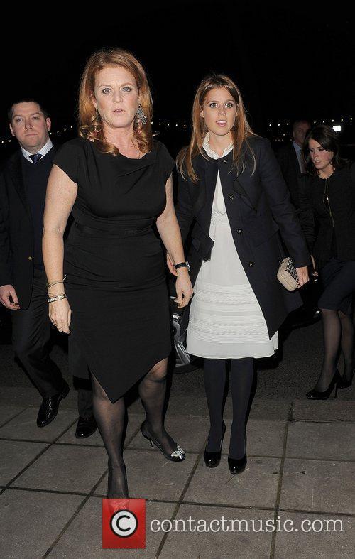 Sarah Ferguson and Princess Beatrice 6