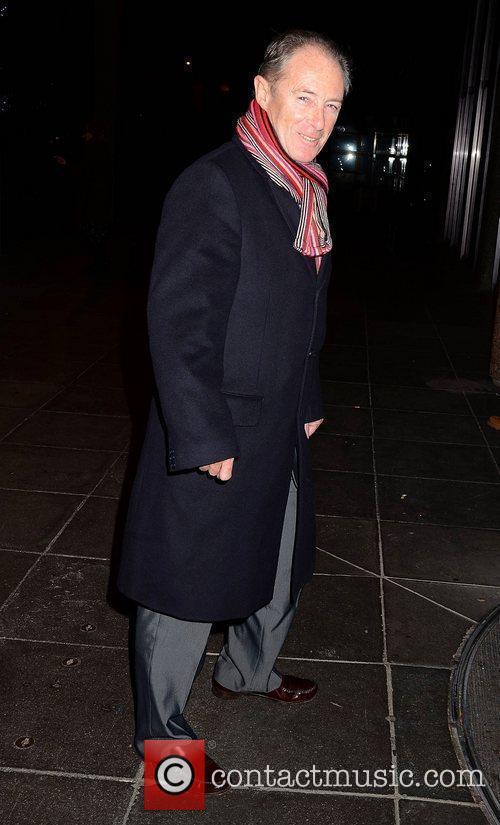 Brian Kerr at the Brendan O'Connor Saturday Night...