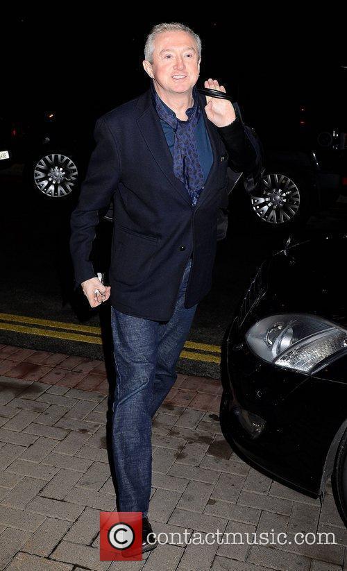 Louis Walsh at the Brendan O'Connor Saturday Night...