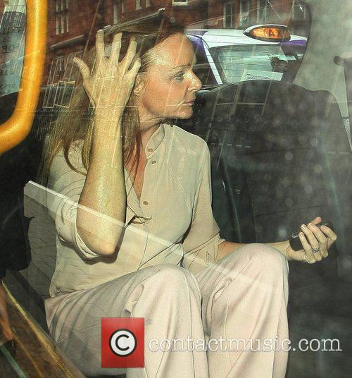 stella mccartney outside claridges hotel london england   170712 3994470