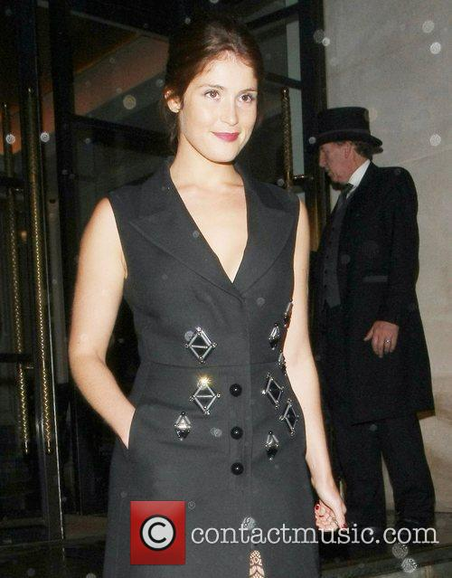 gemma arterton seen leaving the corinthia hotel 4134803