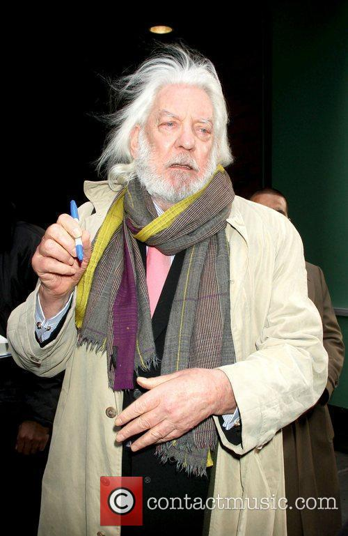 Donald Sutherland and Abc Studios 3