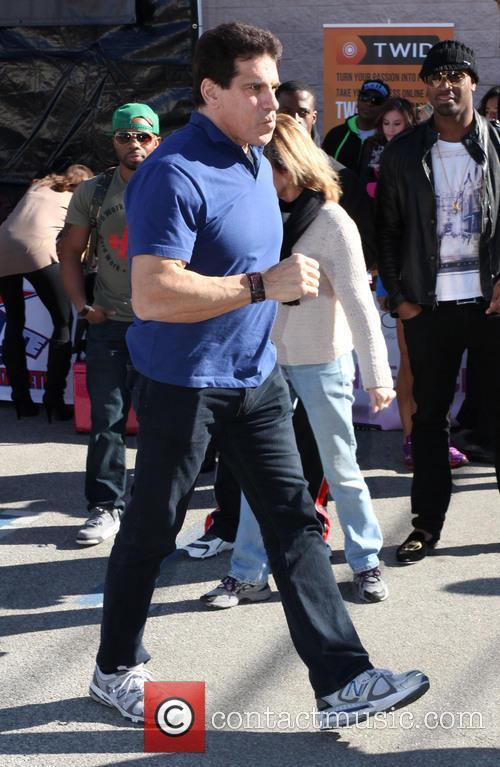 Lou Ferrigno Shape Up America Operation Fitness Health...