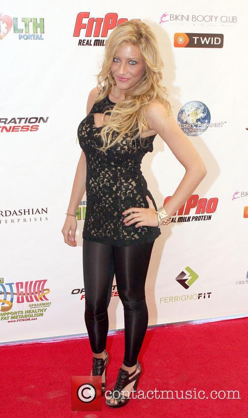 Sara Ashlee Shape Up America Operation Fitness Health...
