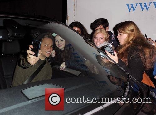 Olly Murs and Riverside Studios 9