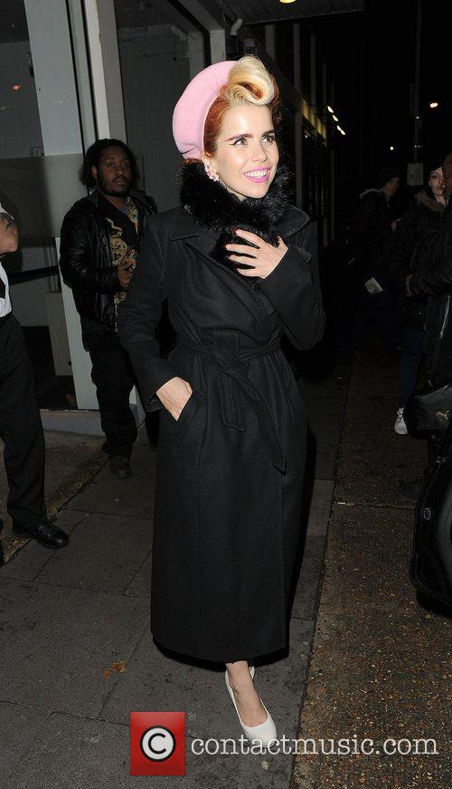 Paloma Faith and Riverside Studios 3