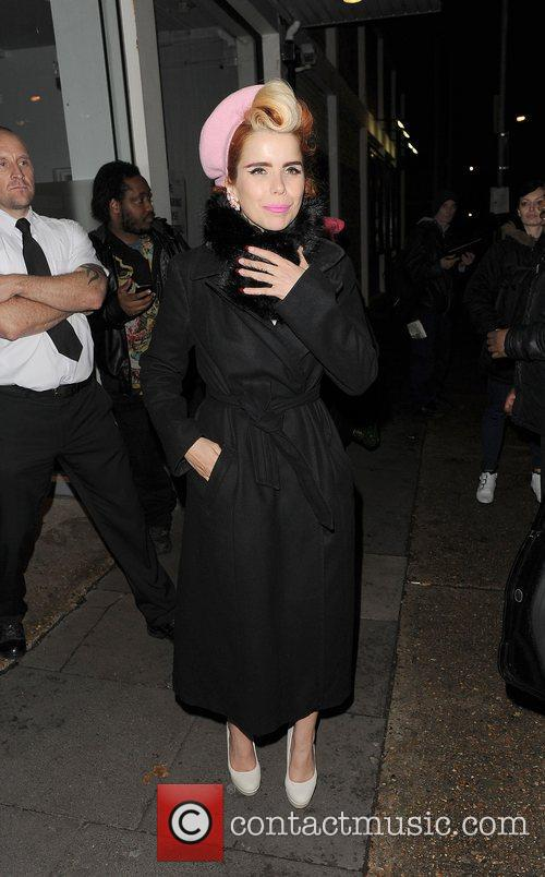 Paloma Faith and Riverside Studios 4