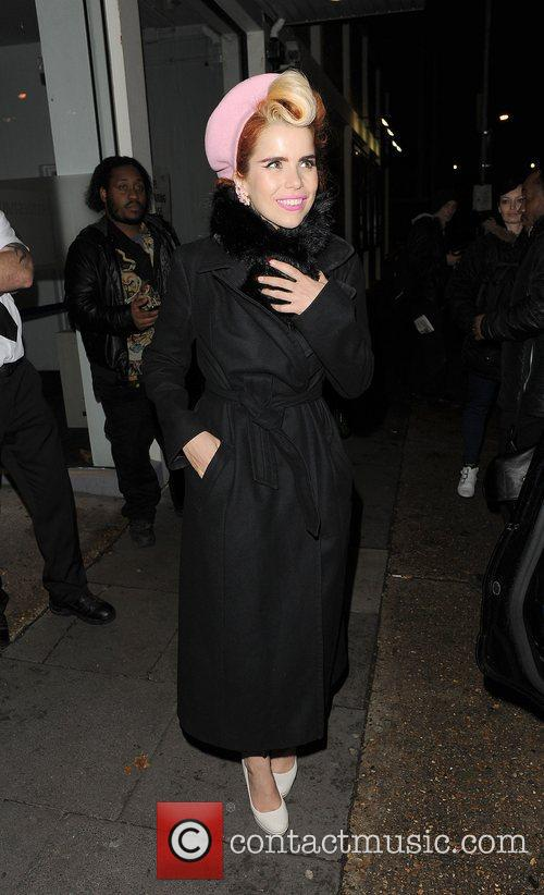 Paloma Faith and Riverside Studios 1