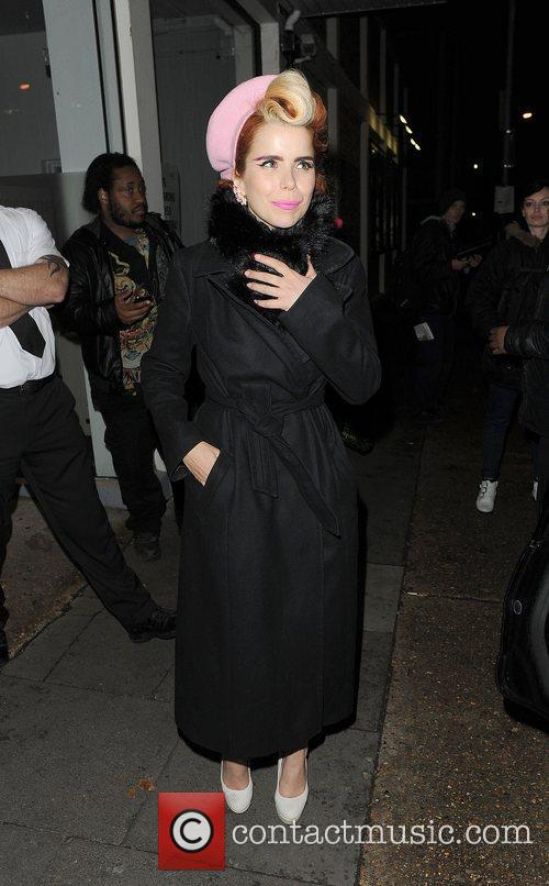 Paloma Faith and Riverside Studios 5
