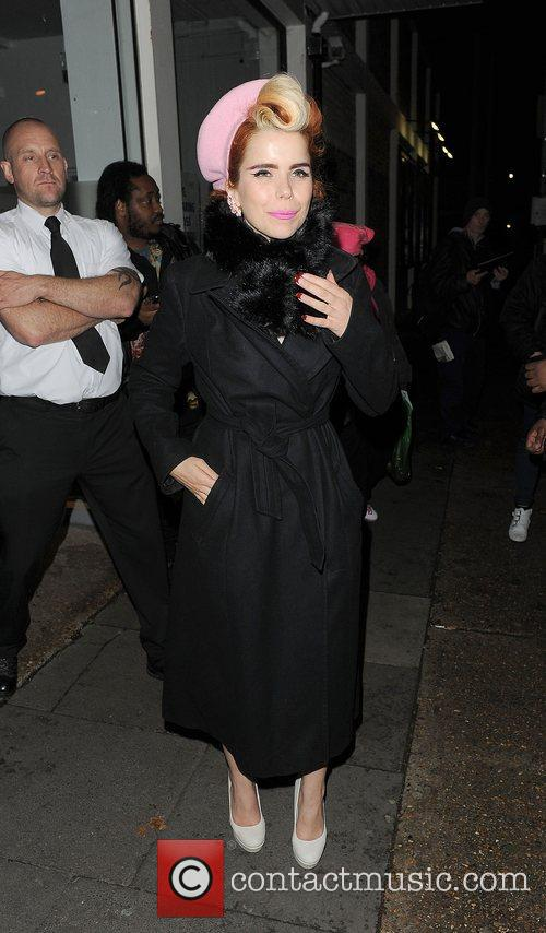 Paloma Faith and Riverside Studios 2